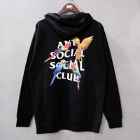 Anti Social Social Club ASSC Colombia Hoodie Black - L