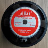 komponen speaker audax 12 inch AX-12450 M8