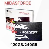 SSD Midasforce 120GB 240GB Super Lightning SATA 3 6GB/s 2.5 inch