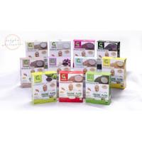 tepung gasol organic / makanan mpasi bayi / bubur bayi organic