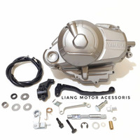 Bak Blok Kopling Manual Sepaket PNP Yamaha X1 Jupiter Z Vega Crypton