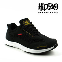 Sepatu Pria Casual Kerja Hipzo Sepatu Fashion Keren Cowok Sepatu Kerja