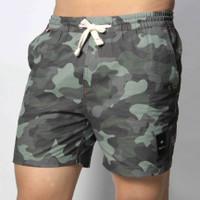 Celana Pendek santai army camo loreng eksklusif - 1