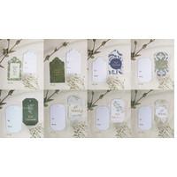 FPS_HT Hang Tag Kartu Ucapan Lebaran 2021 Hamper Gift Idul Fitri EID