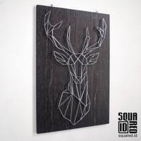 String Art / Wall art / Hiasan Dinding