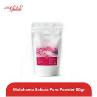 Sakura Pure Powder 50gr - Matchamu