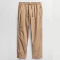 G.A.P Men Ankle Chino Pant Khaki Original - Celana Chinos Pria Branded