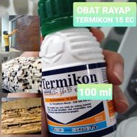 Obat Anti Rayap Termikon 15 EC 100 ml Insektisida Termite Kayu