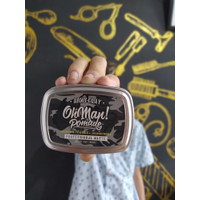 Ohman Pomade Army Clay (Oh Man Proffesional Matte) murmer
