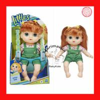 Baby Alive Little Eva Boneka Bayi Original Mainan Anak Perempuan