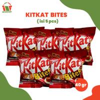KITKAT BITES 40 G isi 5 Pcs