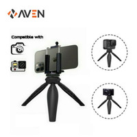 AVEN - Tripod Mini EP5 + Phone Holder MODEL Yunteng YT228 Stand Camera