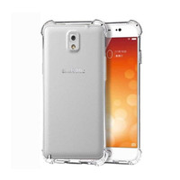 Case Anticrack Softcase Akrilik SAMSUNG Galaxy note 10+ 8 9 5 4 3