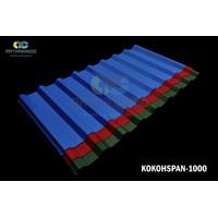 ATAP SPANDEK GALVALUM ZINCALUME BLUESCOPE WARNA 0.3 0.35 0.4 0.45 0.5