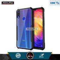 Aladoy Case Xiaomi Redmi Note 7 Armor Transparent Premium Casing