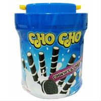 CHO CHO WAFER ROLL COOKIES&CREAM 500GR