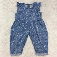 jumper romper bayi perempuan baju kodok anak 9-24 bln retsleting blkg