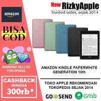 Amazon New Kindle Paperwhite 10th Gen 32GB Black - 4GB, BLACK
