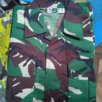 Baju PDL TNI Velbed Semi Woll Balotelli Terbaru