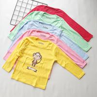 Baju Anak Kaos Lengan Panjang Talitha Size S - L 1-6 Tahun /