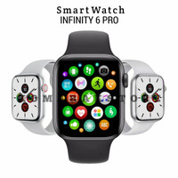 Smartwatch Fundo Pro Watch 6 Infinity Apple Watch Komarakstore