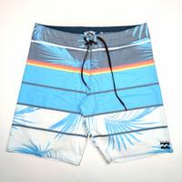 celana pendek motif pria billabong original surfing - 34