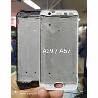 Casing Bazel Oppo A57 Tulang Tengah Papan LCD Oppo A39