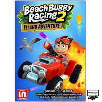 Beach Buggy Racing 2 : Island Adventure - PC DVD Game Race