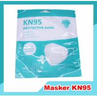 Masker KN95 Kualitas TOP Bintang 7 Perpack/ PerPcs/Packing Satuan