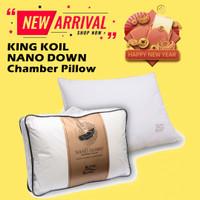 Bantal King Koil - Bantal Bulu Angsa - Nanochamber Pillow - King Koil