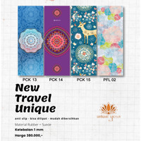 Matras Travel / Matras Yoga Motif / New Yoga Mat Printed 1 mm & 1,5 mm