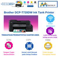 Brother DCP-T720DW Ink Tank Printer PRINT-SCAN-COPY-DUPLEX-WIFI-ADF