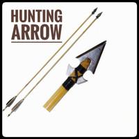 Hunting Arrow anak panah berburu