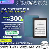 Amazon New Kindle Paperwhite 10th Gen 32GB Black