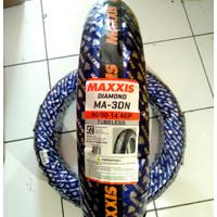 Ban Belakang Matic Maxxis 90/90-14 MA-3DN Diamond Tubeless Standar