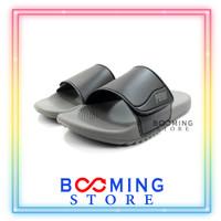 Sandal Slide Pria Piero ARTEMIS - Grey Black