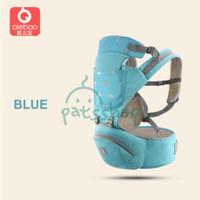 Hipseat 11 in 1 / Hipseat Aeibao/ Gendongan bayi / Baby Carrier - blue