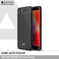 Auto Focus Xiaomi Redmi 6A (5.45)   Softcase Premium - Hitam
