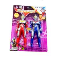 Junmei figur Robot Ultraman 2 pcs