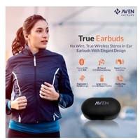 Handsfree keren Wireless Bluetooth V5.0 AVEN Stereo Extra Bass super