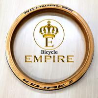 Ban Luar Sepeda Lipat Brompton Schwalbe Kojak Tan Wall 16 x 1 3/8