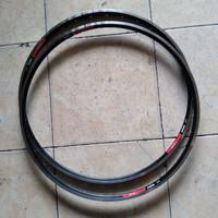 velg/rims sepeda 700c araya AR-719 double wall 32H