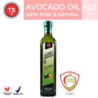 Avocado Oil Chosed Food/Minyak Alpukat 500ml sudah terdaftar BPOM