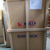 Box Bayi Packing Kayu