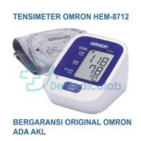 Tensimeter Digital Omron HEM 8712 / Tensi Digital HEM 8712