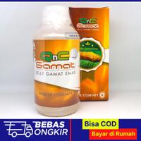 Obat Kista Ganglion Benjolan di Tangan Herbal QNC Jelly Gamat Asli