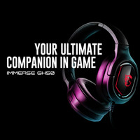 MSI IMMERSE GH50 - Gaming Headset