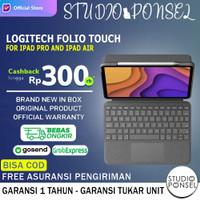 Logitech Folio Touch For Apple iPad Pro 11 12 2020 / 2018 / iPad Air 4