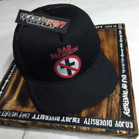 Topi Trucker Bad Religion