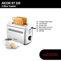 AICOOK 2-Slice Toaster